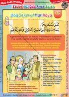 Ebook 101 Doa Anak Saleh, Doa Selamat Hari Raya (71)