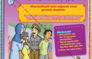 Ebook 101 Doa Anak Saleh, Doa Syukur dan Keselamatan (91)