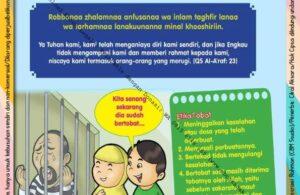 Ebook 101 Doa Anak Saleh, Doa Tobat (60)