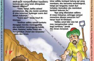 Ebook 101 Doa Anak Saleh, Kisah Teladan Disiksa Karena tak Mau Berzakat (109)