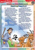 Ebook 101 Doa Anak Saleh, Kisah Teladan Masuk Surga Tapi Belum Pernah Shalat (113)