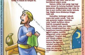Ebook 101 Doa Anak Saleh, Kisah Teladan Pencuri yang Tersesat (111)