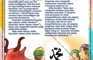 Ebook 101 Doa Anak Saleh, Kisah Teladan Setan Muntah (112)