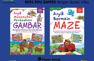 Ebook 2 Buku Seri Edu Games