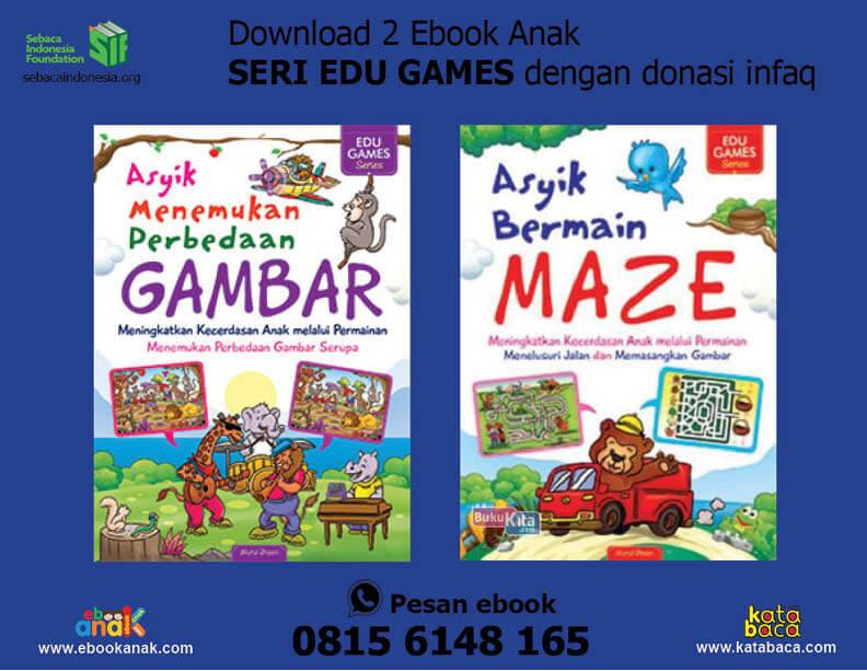 Ebook 2 Buku Seri Edu Games