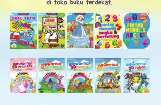 Ebook 2 in 1 Dongeng dan Aktivitas, Bukit Angka, Buku Anak (23)