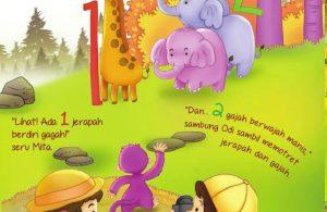 Ebook 2 in 1 Dongeng dan Aktivitas, Bukit Angka, Jerapah dan Gajah (6)