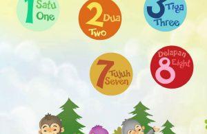 Ebook 2 in 1 Dongeng dan Aktivitas, Bukit Angka, Lagu tentang Angka (12)