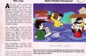 Ebook 99 Asmaul Husna for Kids, Adh Dhaar, Karena Kelalaian Kita Juga (93)