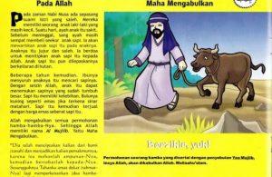 Ebook 99 Asmaul Husna for Kids, Al Mujiib, Sapi yang Dititipkan (46)