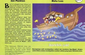 Ebook 99 Asmaul Husna for Kids, Al Waasi', Benthos, Nekton, dan Plankton (47)