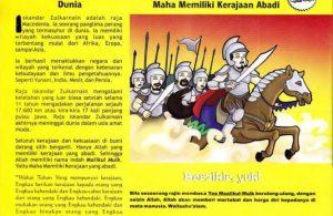Ebook 99 Asmaul Husna for Kids, Maalikul Mulk, Raja Penakluk Dunia (86)