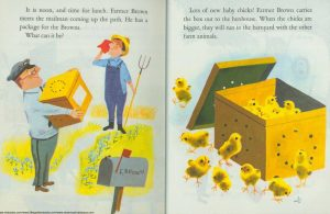 Ebook A Little Golden Book A Day on The Farm (10)
