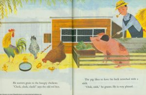 Ebook A Little Golden Book A Day on The Farm (5)