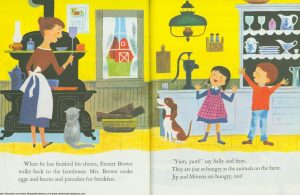 Ebook A Little Golden Book A Day on The Farm (6)