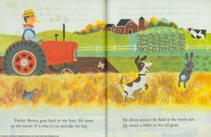 Ebook A Little Golden Book A Day on The Farm (8)