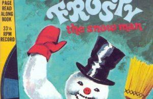 Ebook A Little Golden Book & Record Frosty Seri 5