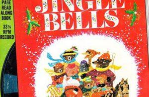 Ebook A Little Golden Book & Record, Jingle Bells