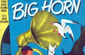 Ebook A Little Golden Book & Record, Little Boy With a Big Horn