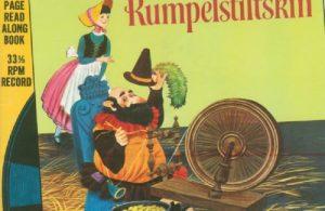 Ebook A Little Golden Book & Record, Rumpelstiltskin