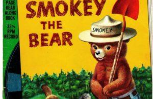 Ebook A Little Golden Book & Record, Smokey The Bear