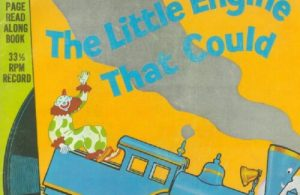 Ebook A Little Golden Book & Record, The Little Engine That Could