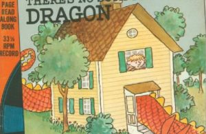Ebook A Little Golden Book & Record, There's No Such Thing as a Dragon