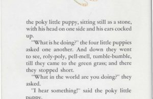Ebook A Little Golden Book The Poky Little Puppy (16)