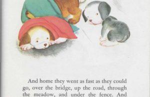 Ebook A Little Golden Book The Poky Little Puppy (17)