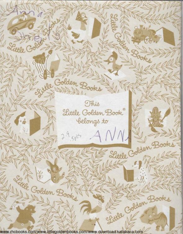 Ebook A Little Golden Book The Poky Little Puppy (2)
