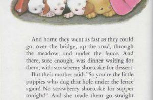 Ebook A Little Golden Book The Poky Little Puppy (24)