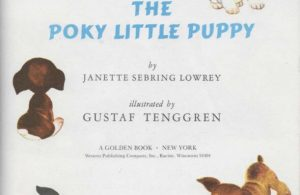 Ebook A Little Golden Book The Poky Little Puppy (3)