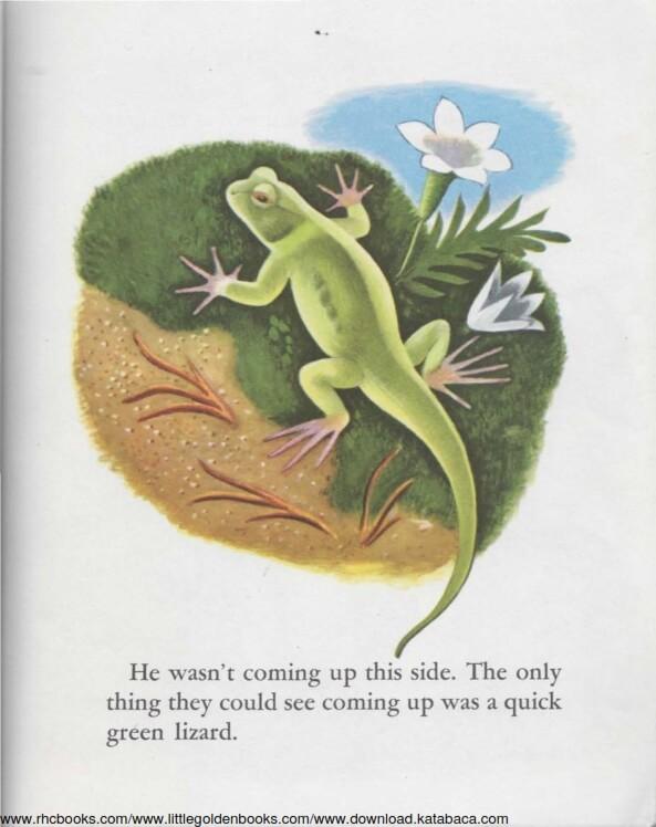 Ebook A Little Golden Book The Poky Little Puppy (7)