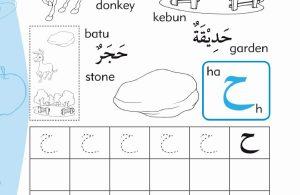 Ebook Aku Bisa Menulis dan Mewarnai Huruf Hijaiyah Ha (7)