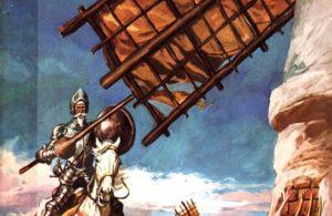 Ebook Album Cerita Ternama Don Quixote (Miguel de Cervantes)