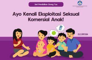 Ebook Ayo Kenali Eksploitasi Seksual Komersial Anak