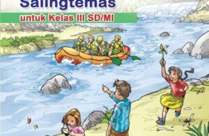Ebook Buku IPA 3 Salingtemas Seri Tematik Kelas 3 SD MI