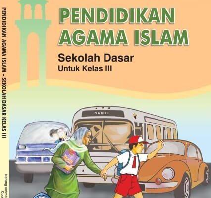 Ebook Buku Pendidikan Agama Islam 3 Kelas 3 SD MI