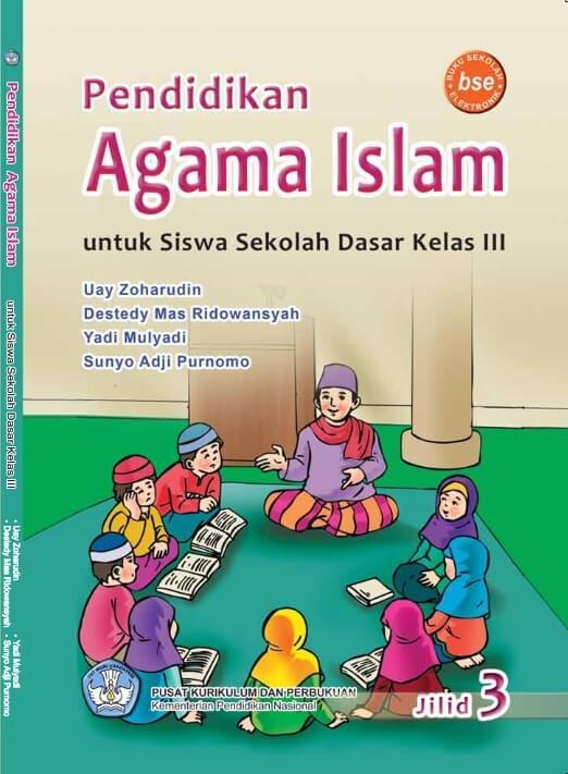 Ebook Buku Pendidikan Agama Islam Kelas 3 Sd Mi 3 Ebook Anak