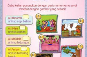 Ebook Buku Pintar Anak Shaleh, Mengenal Surat dalam Al-Quran (45)