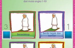 Ebook Buku Pintar Anak Shaleh, Tata Cara Shalat (26)
