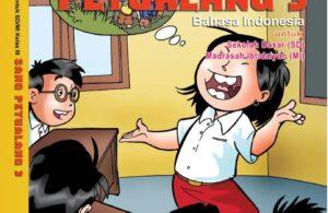 Ebook Buku Sang Petualang 3 Bahasa Indonesia Kelas 3 SD MI