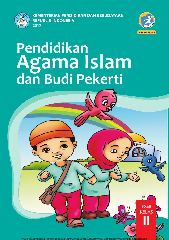 Ebook Buku Siswa, Pendidikan Agama Islam dan Budi Pekerti 2013 Kelas SD 2, Revisi 2017 (ES4)