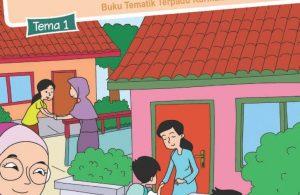 Ebook Buku Siswa, Tematik Terpadu 2013 SDMI Kelas 2 Tema 1; Hidup Rukun, Revisi 2017 (ES9)