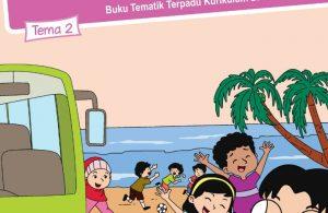 Ebook Buku Siswa - Tematik Terpadu 2013 SDMI Kelas 2 Tema 2; Bermain di Lingkunganku, Revisi 2017