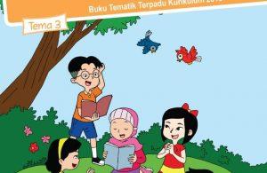Ebook Buku Siswa, Tematik Terpadu 2013 SDMI Kelas 2 Tema 3; Tugasku Sehari-Hari, Revisi 2017 (ES11)