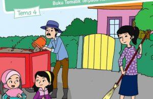 Ebook Buku Siswa - Tematik Terpadu 2013 SDMI Kelas 2 Tema 4; Hidup Bersih dan Sehat, Revisi 2017