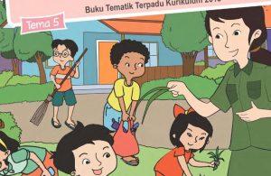 Ebook Buku Siswa - Tematik Terpadu 2013 SDMI Kelas 2 Tema 5; Pengalamanku, Revisi 2017