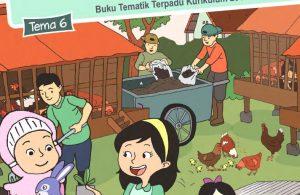 Ebook Buku Siswa - Tematik Terpadu 2013 SDMI Kelas 2 Tema 6; Merawat Hewan dan Tumbuhan, Revisi 2017
