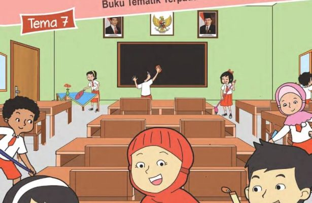 Ebook Buku Siswa, Tematik Terpadu 2013 SDMI Kelas 2 Tema 7; Kebersamaan, Revisi 2017 (ES15)